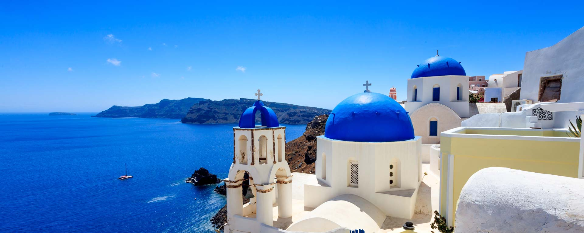 Santorini island, Cyclades, Greece