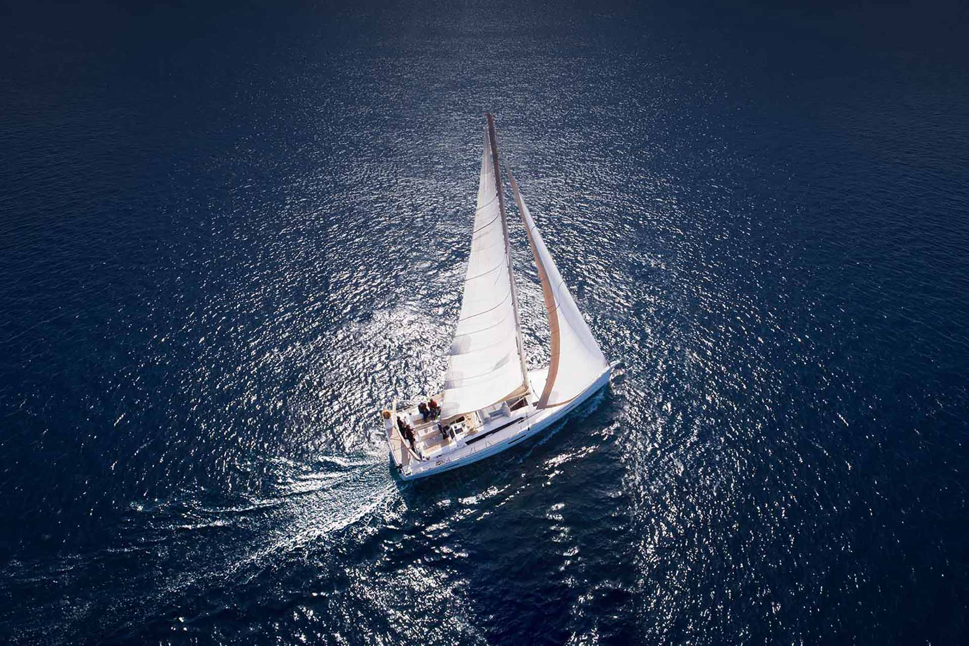 Athens Gold Yachting - Sailing Yacht Charter