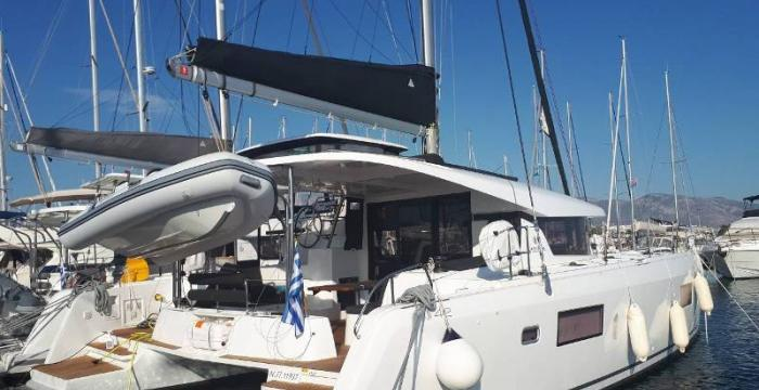 Athens Gold Yachting - Aurora - Lagoon 42