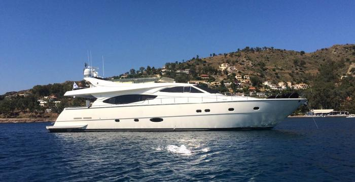 Athens Gold Yachting - Amor