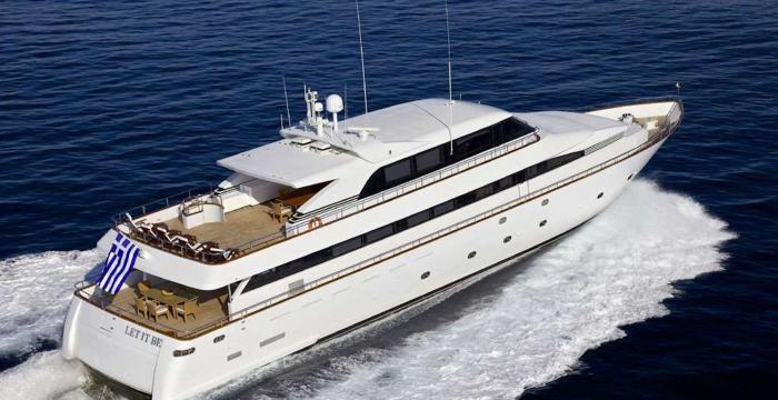 Athens Gold Yachting - Let It Be